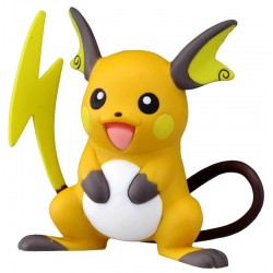Mini figurine Pokemon : Raichu
