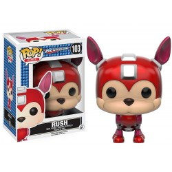 Figurine Funko Pop Megaman : Rush