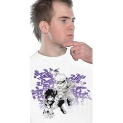 T-shirt Naruto & Sasuke