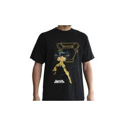 T-shirt saint Seya : verseau