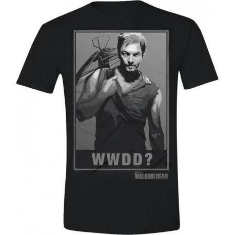 T shirt The Walking Dead : WWDD