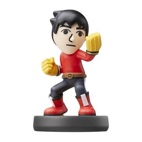 Amiibo boxeur Mii