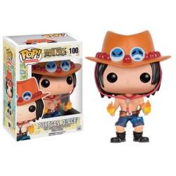 Figurine Funko Pop One Piece : Portgas D ace