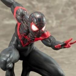 Figurine KOTOBUKIYA ARTFX+ Marvel Spiderman (Miles Morales)