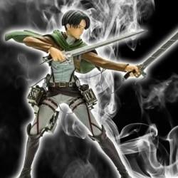Levi - Figurine Attaque des Titans - Sega