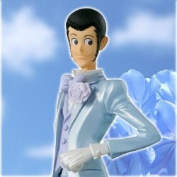 Lupin Figurine Lupin Creator X Creator Wedding version - Banpresto