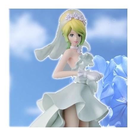 Lupin Figurine Lupin de Rebecca Creator X Creator Wedding version - Banpresto