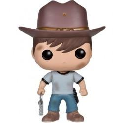 Figurine Funko pop Walking Dead : Carl