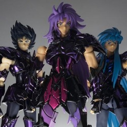 Saint Seiya Pack Armures Broken Surplice