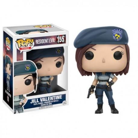 Figurine FUNKO POP Resident Evil : Jill Valentine