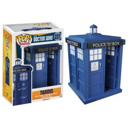 Figurine FUNKO POP Tardis Doctor Who