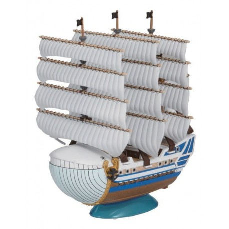 Maquette One Piece - Grandship Collection - Moby Dick