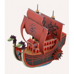 Maquette One Piece - Grandship Collection - Nine Snake (Boa)