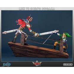 Link vs Scervo Diorama