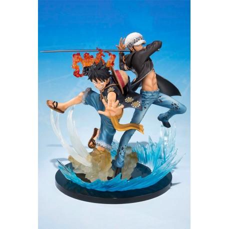 Figuarts Zero - One Piece - Monkey & Trafalgar 5TH