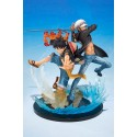 Figuarts Zero - One Piece - Monkey & Trafalgar 5TH