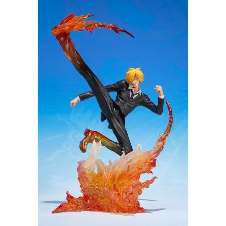 Figuarts Zero - One Piece - Sanji Diable Jambe Première Hachis