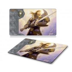 TAPIS DE JEU - Magic the Gathering Titan Blanc x2