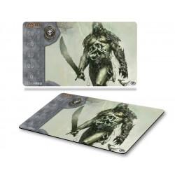 TAPIS DE JEU - Magic the Gathering Titan Bleu x2