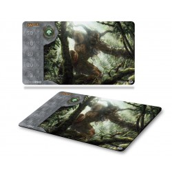 TAPIS DE JEU - Magic the Gathering Titan Vert x2