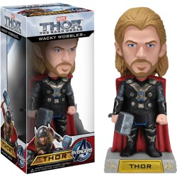 Marvel - Thor The Dark World Bobble Head 18cm