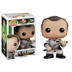 Pop! Ghostbuster Dr Peter Venkm