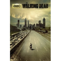 Poster The Walking Dead Modele 3