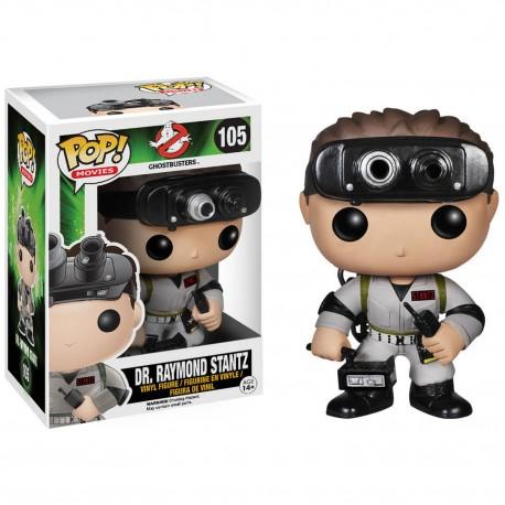 Pop! Ghostbusters Dr Raymond - Figurine Funko