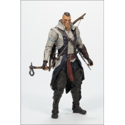 Figurine Assassin's Creed : Connor with mohawk - Series 2 - McFarlane Toys