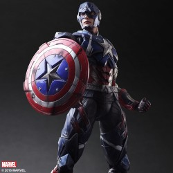 Captain America Variant Play Arts