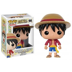 Figurine POP Monkey.D.Luffy One Piece