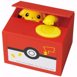 Tirelire Electronique Pokemon Pikachu