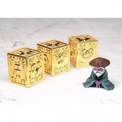 Pandora box: Gold Cloth Box Vol 1 TAMASHII Version
