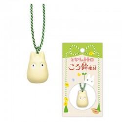 porte clé Totoro blanc