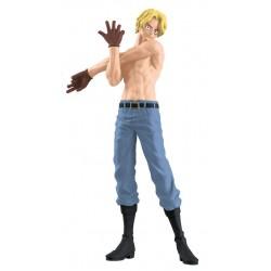Naked Sabo bleu - One Piece