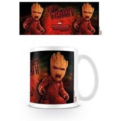 Mug Guardian of the galaxy 2 : Angry groot