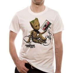 Guardian of the galaxy 2: Groot & Tape t-shirt size XL