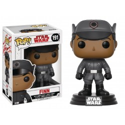 Pop Star Wars E8 Finn