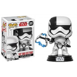 Pop Star Wars E8 First Order