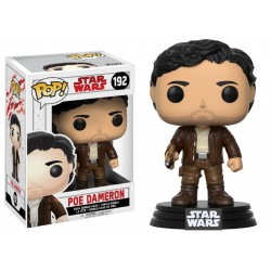 Pop Star Wars E8 Poe Dameron
