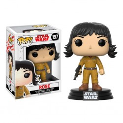Pop Star Wars E8 Rose
