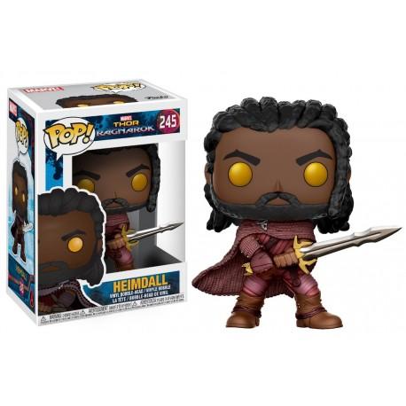 Pop! Marvel : Thor Ragnarok Heimdall - Figurine Funko