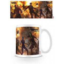 Mug Guardiens Galaxie 2 Explosive