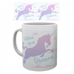 Mug Licorne Follow Your Dre