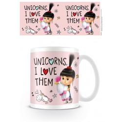Mug Licorne I Love Them