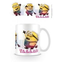 Mug Minion Yaaaas