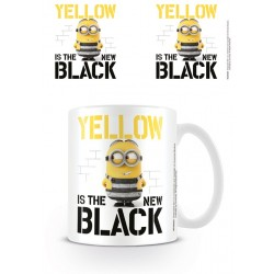 Mug Minion Yellow Is New Black
