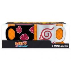 Mug Naruto sh .X2 Mini Akatsuki Et Hokage