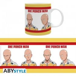 Mug One Punch Man Saitama 320Ml