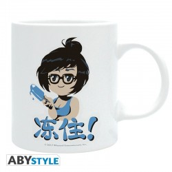 Mug Overwatch Mei 320Ml